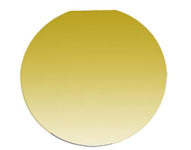 10 AU8120 Nano Tec gold coated silicon wafers2