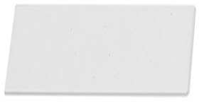 51 001123 Micro Tec quartz microscope slide 76 2 x 50 8 x 1mm