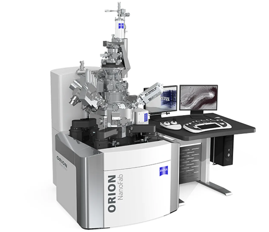 ZEISS ORION NANOFAB