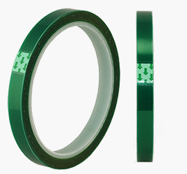 rs mn Green PET polyester mylar tapes