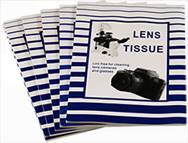 Optical Lens Tissue
