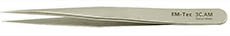 rs mn 50 001035 EM Tec 3C AM high precision tweezers style 3C short very sharp fine tips